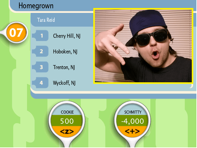 YEAAAAAAAAAH DIS IS BOBBY! I LOVE THEM HYPNOMIX GUYS! I CHOSE TRL TRIVIA BECAUSE IT'S A TRIVIA BOOOOOOOOOOOOOMB! HOLLA FROM MY P-TOWN HOMIES! PEACE!