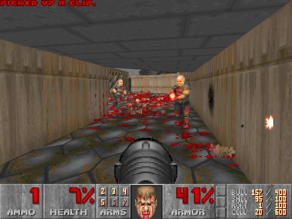 "6 great Doom mods not called ""Brutal Doom "" – You Found a"