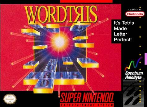 Even the cover is similar to the original NES Tetris cover.