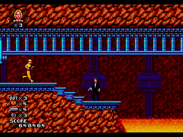 James Bond 007 - The Duel (USA)022
