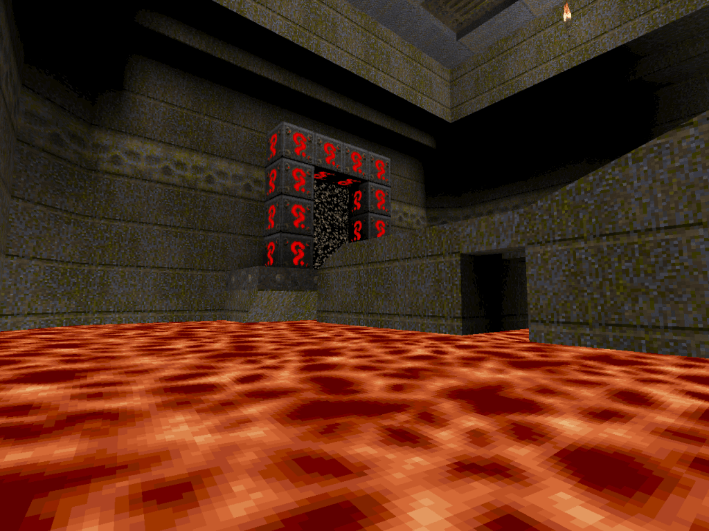 Ghosts I-IV for Quake: A different kind of soundtrack  – You Found a