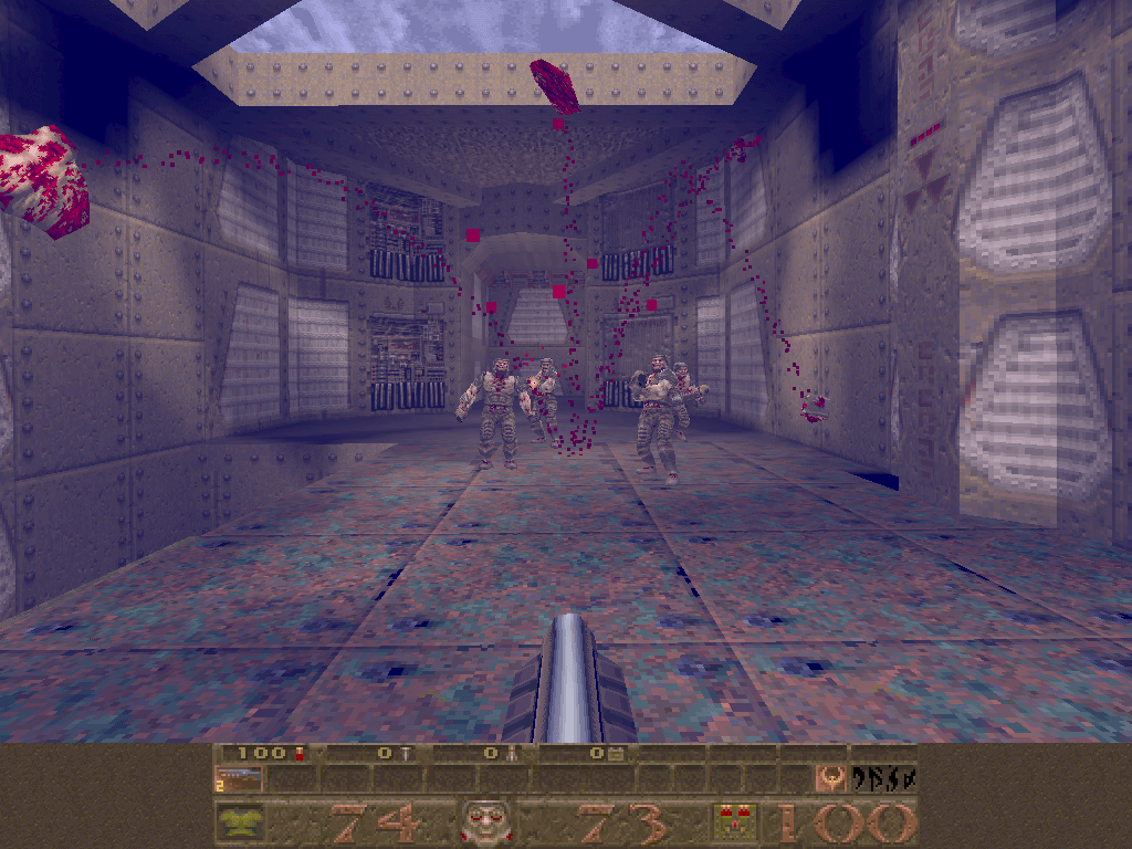 Ghosts I-IV for Quake: A different kind of soundtrack  – You