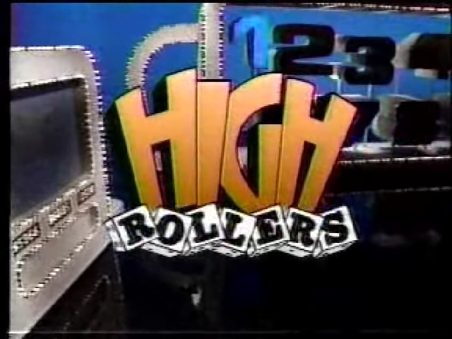 High Rollers: A DOS game of CGA high stakes. – You Found a Secret Area!